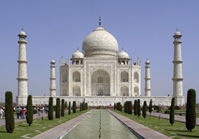 Agra Taj Mahal Same Day Round Trip From in Delhi By Car Taxi Coach Rental Service