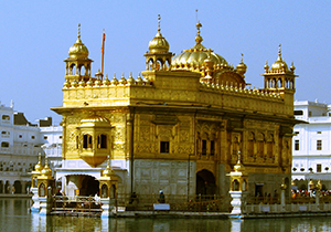 Golden Temple Amritser Tour Packages From Delhi By Car Taxi Rental Service