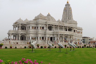 Delhi To Agra Mathura Same day Round Tour Packages By Car Taxi Rental service.