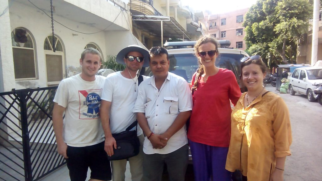 India Holiday Weekend Tour Packages Hire Car and Driver Service From in Delhi